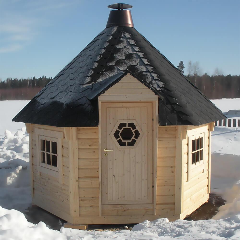 Barbecue házak