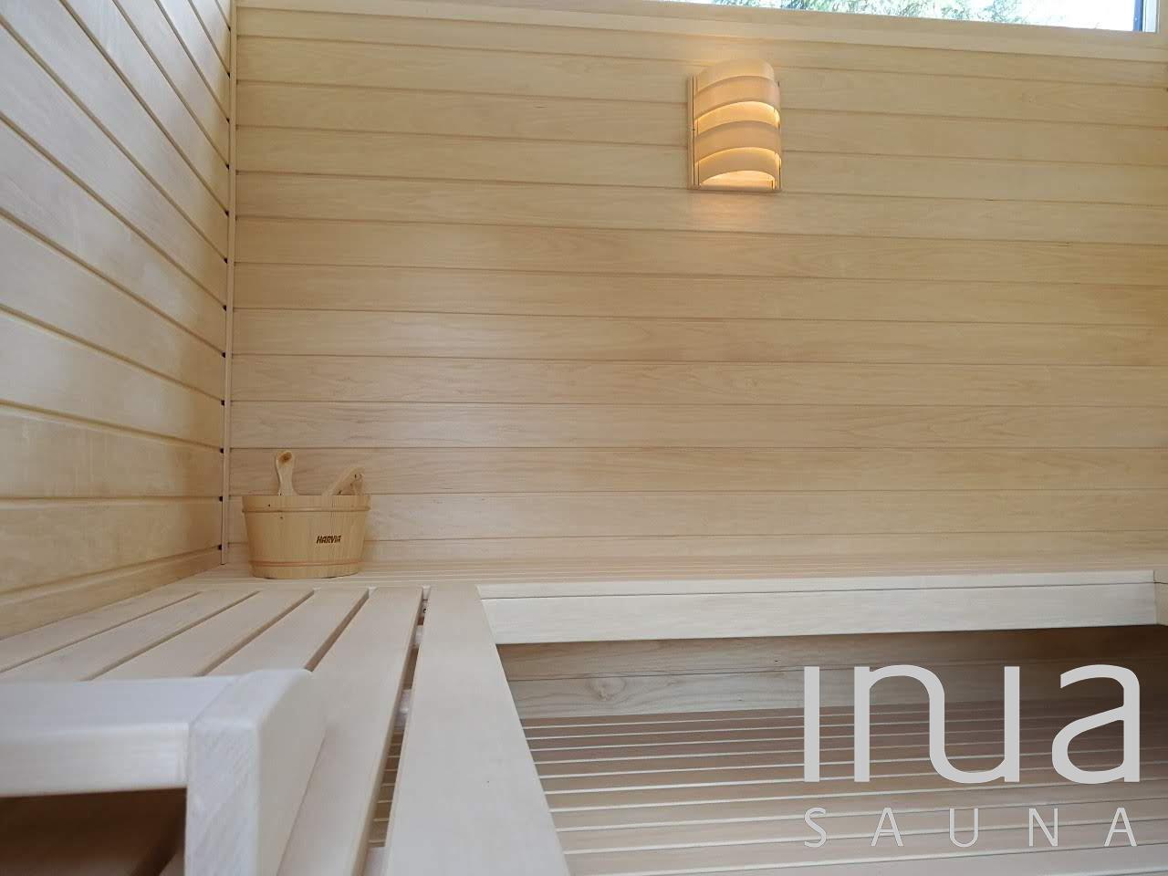 Fafélék szaunaépítéshez - Finn rezgőnyár