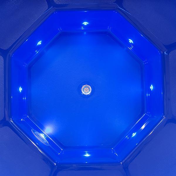 LED világítás fürdődézsához - 8 db
