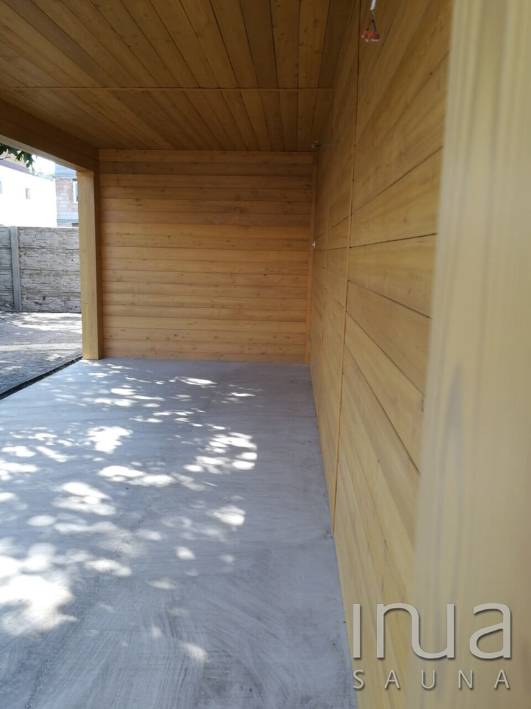 Egyedi faház