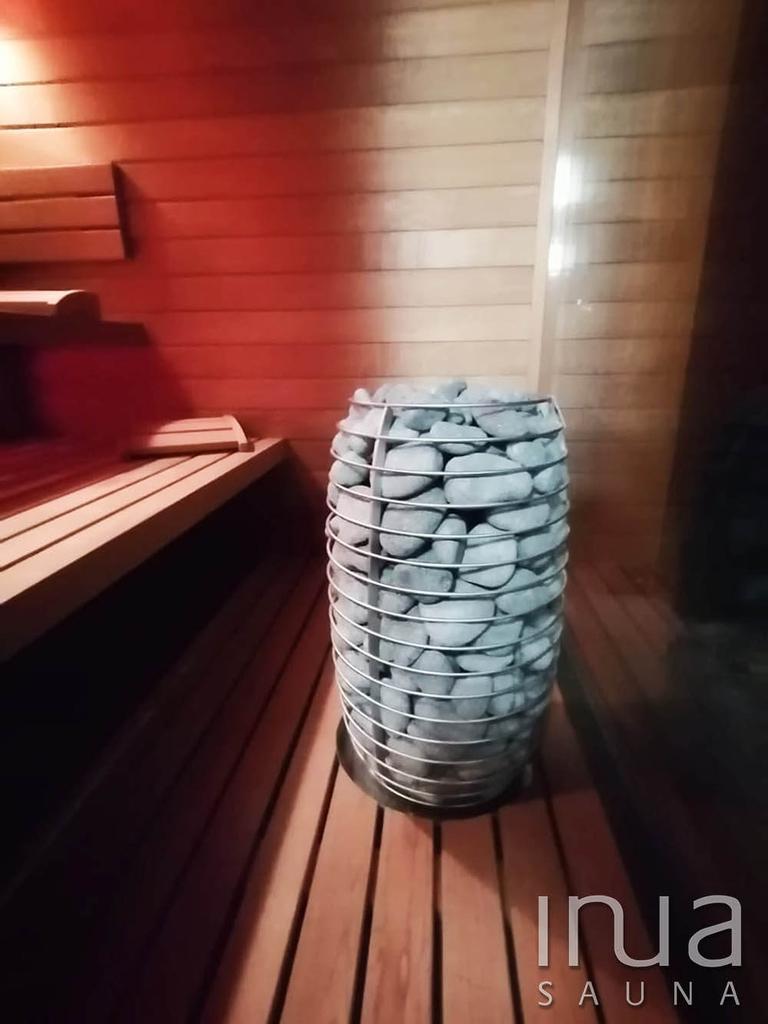 Egyedi kültéri kombinált szauna