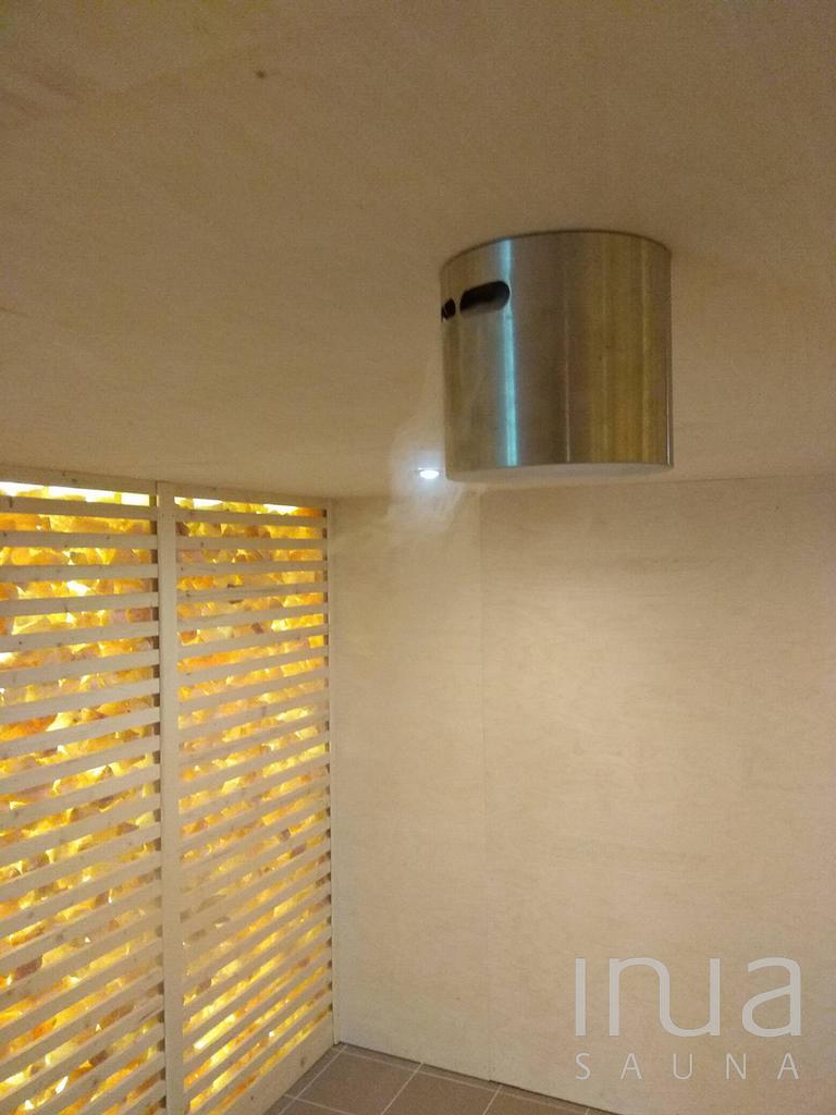Só szoba korszerű só porlasztó készülékkel, Mosonmagyaróvár